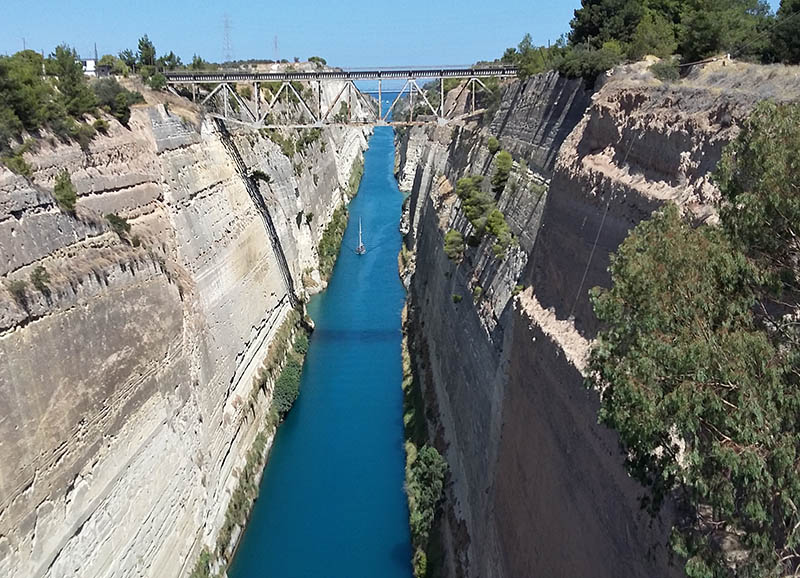 Corinth Canal Quick Look