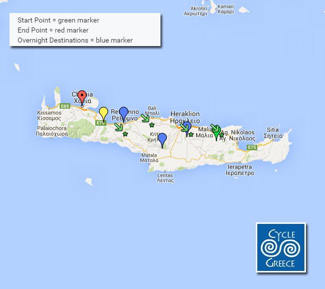 Crete_Self_Guided_Map